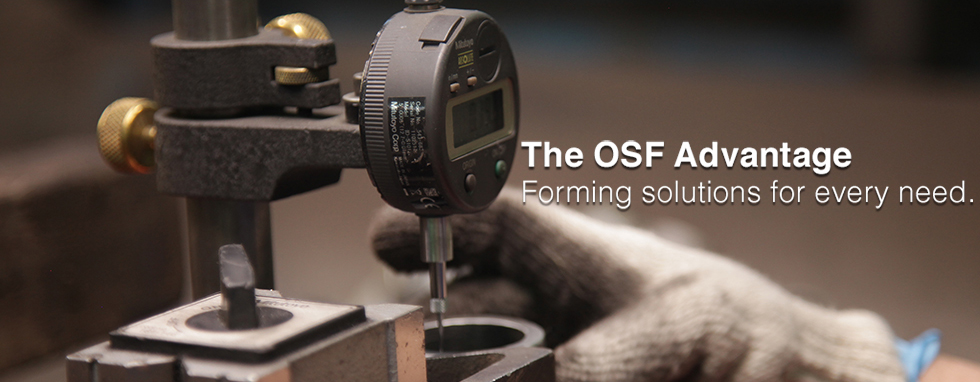The OSF Advantage - Forging solutions for every need